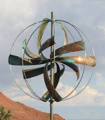 wind sculptures metal tree wall art