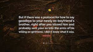 """rachel vincent quote """"but if there was a protocol for how to say"""