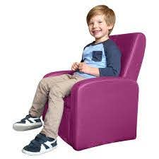 Stash Comfy Folding Kids Toddler Plush Sofa Lounge Chair With Storage Chest Ottoman Cute Mini Upholstered Armchair For Little Boy Girl Children Play Room Toy Modern Home Sitting Baby Furniture Pink Walmart Com
