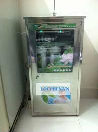 Máy lọc nước ro 20L/h có đèn UV