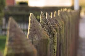 Fence Wood Wood Fence Battens Pile Plank Fence Paling Fence Post Weathered Rustic Garden Fence Pikist