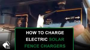 Solar Electric Fence Chargers Power Wizard Ramm Horse Fencing Stalls