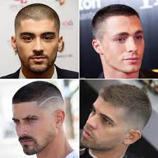 how to cut your own hair men cutting