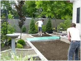 beautiful garden patio designs great