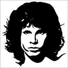 Jim Morrison The Doors Vinyl Decal Sticker 2 Two Pack 7 50 Picclick