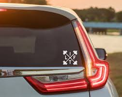 Lift Decal Etsy