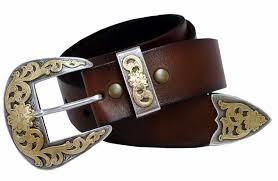 western men s full grain leather belt