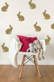 Bunny Rabbit Wall Decals Wall Star Graphics