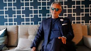 Andrea Bocelli Live Concert On YouTube ...
