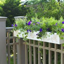 Fence Planters Fantastic Free Plans To Get More Growing Space Epic Gardening