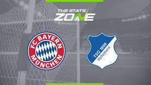 2019-20 German DFB-Pokal – Bayern Munich vs Hoffenheim Preview ...