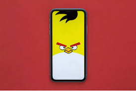 DOWNLOAD ANGRY BIRD WALLPAPER FOR IPHONE - Apple iPhone 8
