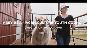 Abby Bell - Oklahoma Agriculture Youth Council - YouTube