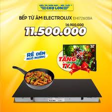 ▪️ Bếp Từ Âm ELECTROLUX EHI7260BA -... - Siêu Thị Điện Máy - Nội Thất Chợ  Lớn