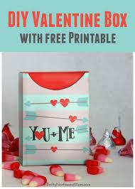 diy valentine box ideas with free