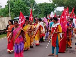 """CPI(M) WEST BENGAL on Twitter: """"Ensure rapid testing and better health  facilities -Stop loot of national asset -Provide 7.5K/month to non IT payer  -#BhasanNahiRation -Take action against corruption bribery fraud of TMC"""
