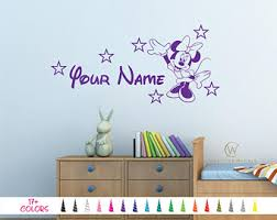 Minnie Mouse Room Etsy