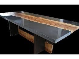 concrete furniture concrete table