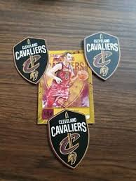 3 Of Cleveland Cavaliers Themed Car Decal Sticker Basketball Collectable Ebay