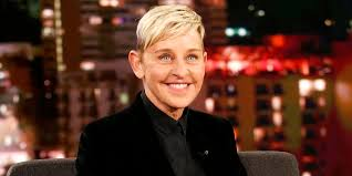ellen degeneres reveals natural hair