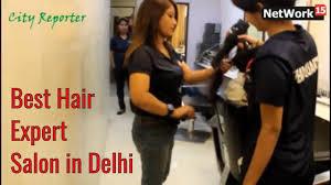 best hair stylist salon in kalkaji