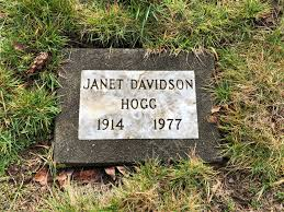 Janet Davidson Gray Hogg (1914-1977) - Find A Grave Memorial