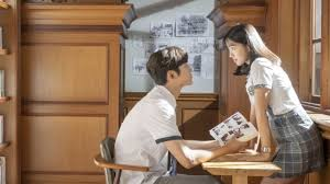 extraordinary you kdrama kim hye yoon ro woon kdrama viewer