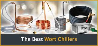 wort chillers for insane rapid cooling