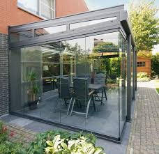 glass patio rooms from weinor