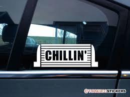 Powered By Bitchdust Funny Car Bumper Window Jdm Dub Euro Vinyl Decal Sticker