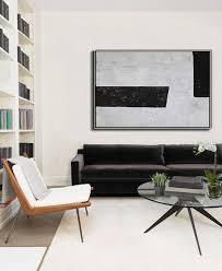 large horizontal painting canvas art
