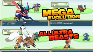 NEW POKEMON GBA ROM HACK WITH GEN 7, MEGA EVOLUTION & ALL ULTRA BEASTS!? -  YouTube