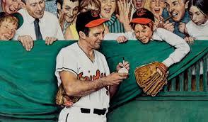 Baseball Great Brooks Robinson Sells Multi-Million Dollar Norman ...