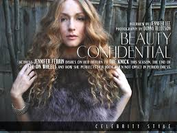 Beauty Confidential - Jennifer Ferrin of Hell On Wheels - Filler ...