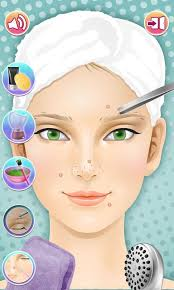 spa and makeup games for s