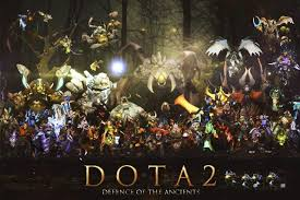 Dota 2 Posters All Heroes Silk Wall Poster Gaming Room Prints 36x24 Q100 1 New And Packed In Rolled The Poster Will Be Rolled And Shipped In A Hard Tube It