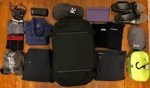 ultralight travel ng list carry