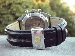 chronocentric omega bracelets and straps