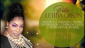 I Want To Make You You Again Pastor Letitia Gibson Kingdom Connections  Global pt2 - YouTube