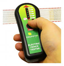 Country Uf Country Uf Led Fence Tester Electric Fencing Accessories Mole Avon