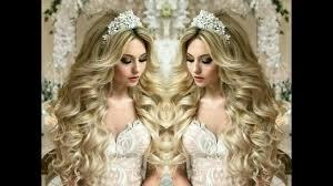 موديلات تسريحات شعر عروس