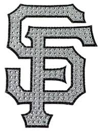 San Francisco Giants Auto Emblem Rhinestone Bling Sale Reviews Opentip