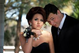 most beautiful makeup at the prom night