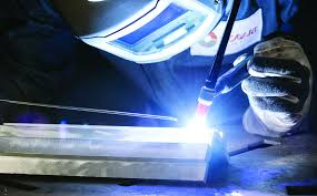 aluminum welding compared to steel welding