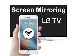 screen mirroring for lg smart tv for