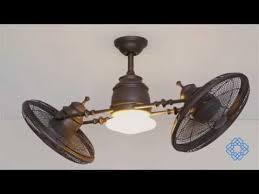 minka aire vintage gyro ceiling fan