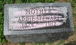 Addie McCoy Stewart (1874-1912) - Find A Grave Memorial