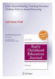 pdf letter sound reading teaching