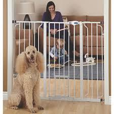 Top Paw Extra Tall Pet Gate Dog Dog Doors Gates Petsmart