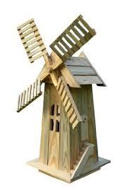 free wooden garden windmill plans